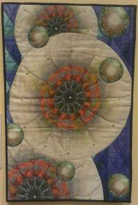 Mandalas and Pearls by Elizabeth Hull