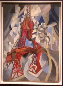I wonder if you would be able to tell what the subject of Robert Delaunay's abstraction is if he hadn't used color the way he did.