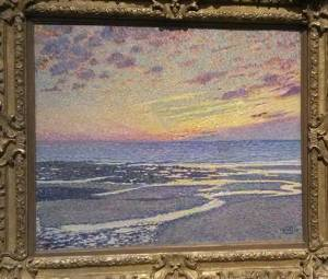 Theo Van Rysselberghe is another artist I would love to learn more about. I would also love to have a print of this painting to hang in my bedroom!