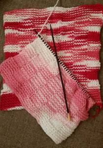 KnittingDishcloth
