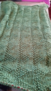 Faith prayer shawl