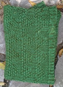 charity knitting for Alice's Embrace