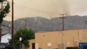 Los Angeles 2017 wildfire