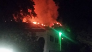 Burbank Wildfire 2017