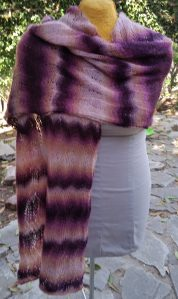 Louisa Harding Amitola, Herringbone Lace Wrap