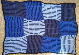 Louver Panes blanket